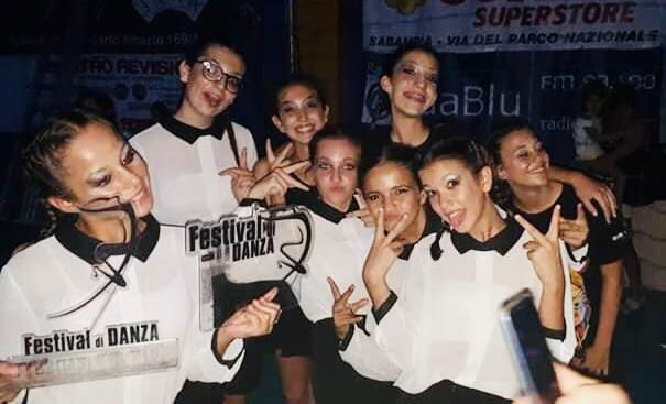 Ragazze NSD sul podio del Festival di Danza Città di Sabaudia 2019