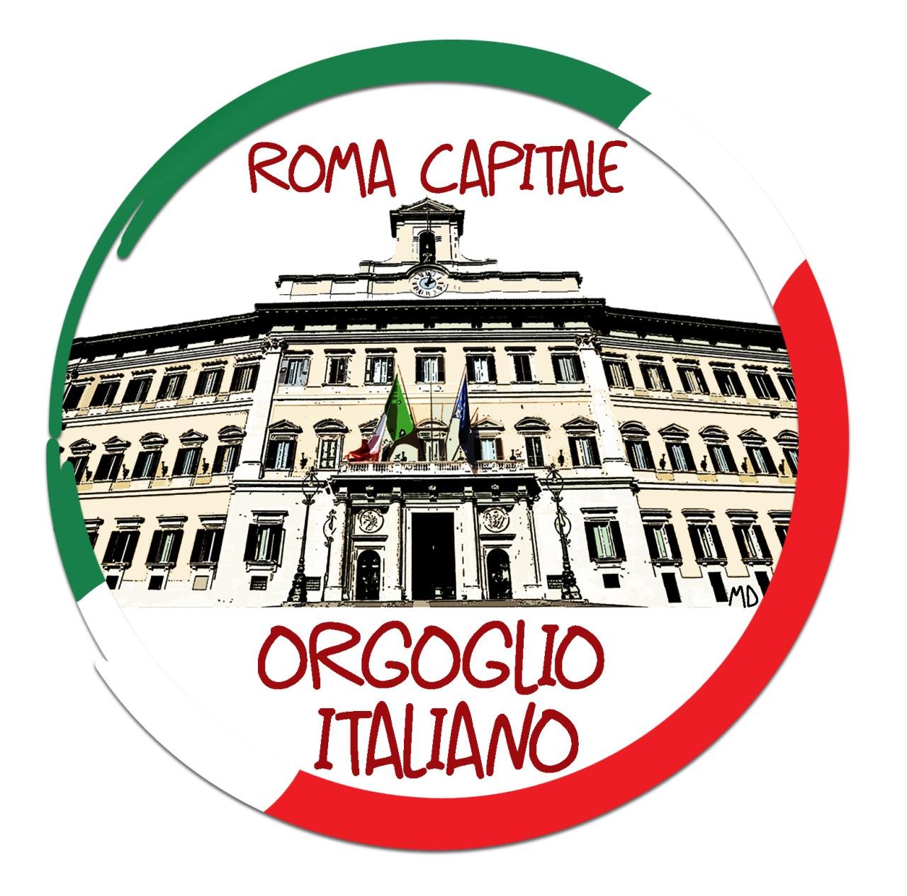 Conferenza stampa alla Camera su Roma capitale orgoglio italiano il 17settembre