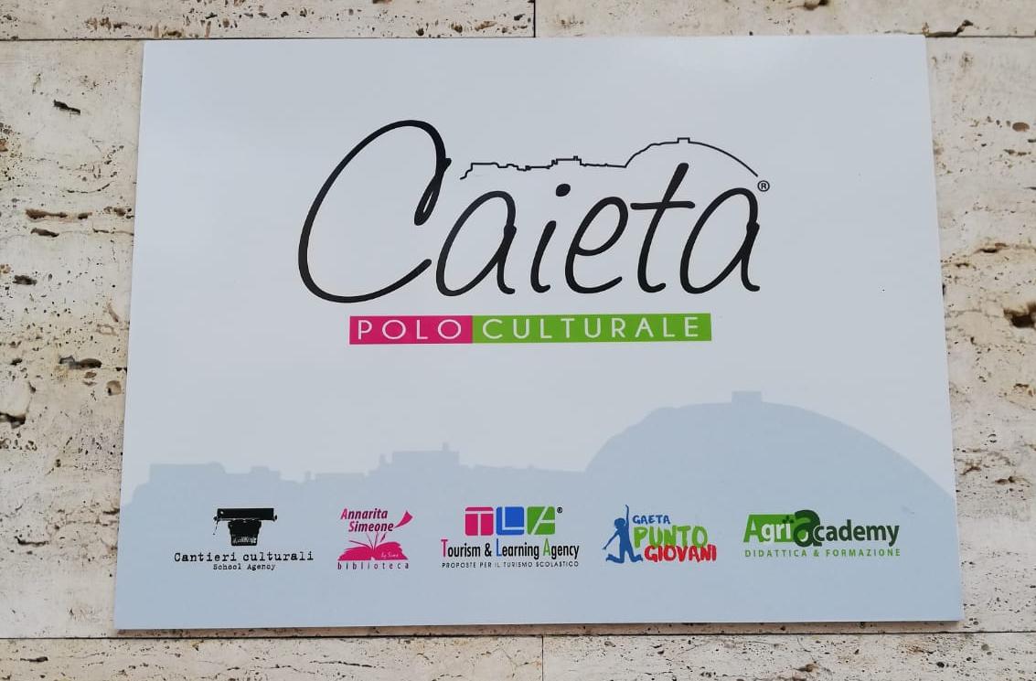Nasce il Polo Culturale Caieta…  Al servizio del Benessere Culturale dellacomunità