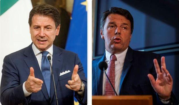"""Matteo Renzi torna all'attacco il giorno dopo il monito del presidente del Consiglio Giuseppe Conte, che aveva invitato i partiti della maggioranza """"a fare squadra"""", altrimenti si è """"fuori""""."""