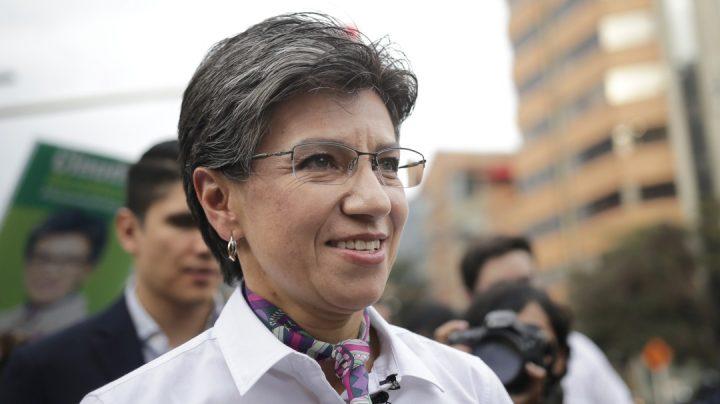 COLOMBIA: BOGOTA', ELETTA LA PRIMA SINDACO DONNA