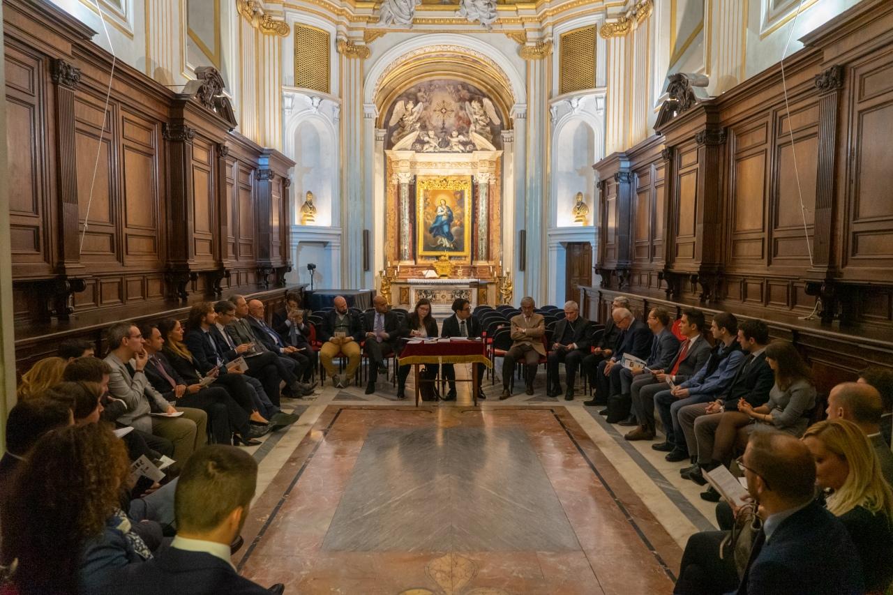 Grande successo a Roma per l'Assemblea generale dei Giovani soci di UCIDLazio