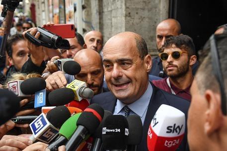 Pd: Zingaretti, siamo ancora partito respingente