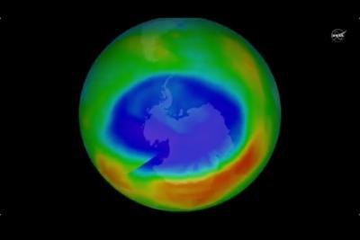 Clima: buco ozono ai minimi termini, mai cosi' da 1982