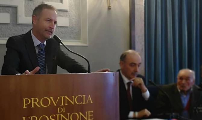 """FROSINONE. CIACCIARELLI: FORZA ITALIA IN PROVINCIA FA ACCORDI CON PD """"NOI DI CAMBIAMO! SIAMO LEALI CON LA LEGA E FRATELLI D'ITALIA"""""""