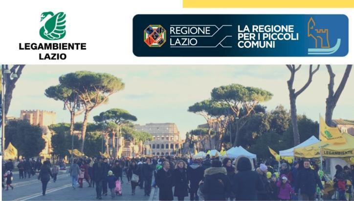 LPN-Lazio, a Roma festa piccoli Comuni. Da Regione 4 mln per riqualificazioni