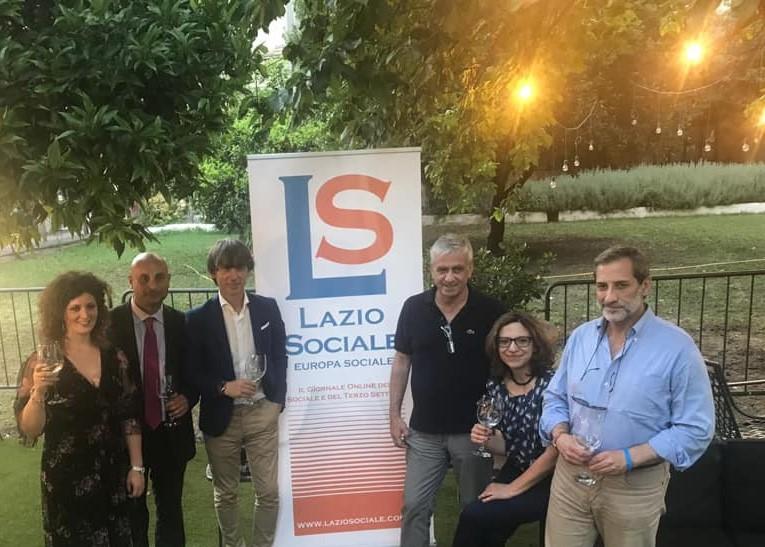 Il nostro 2019, Lazio Sociale diventagiornale