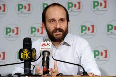 Matteo Orfini, presidente del Partito Democratico e commissario