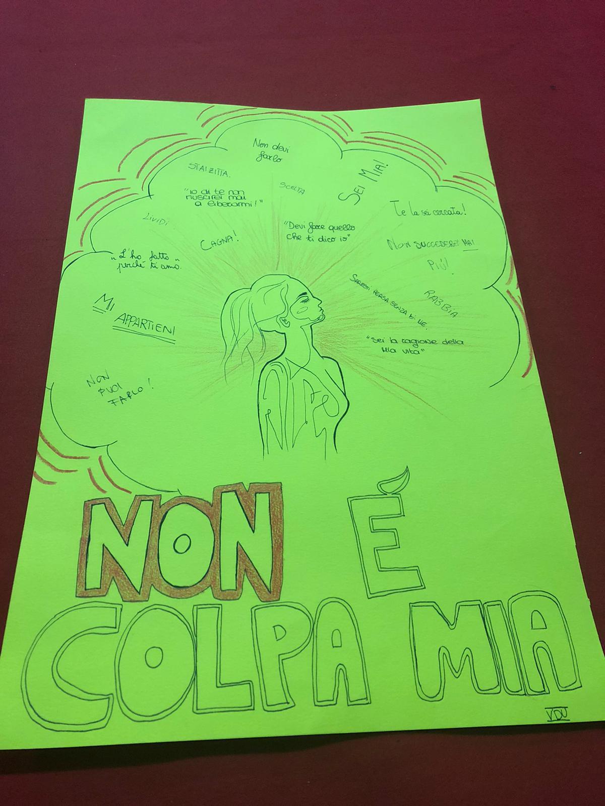 #NoViolenza2.0 : 24 gennaio2020