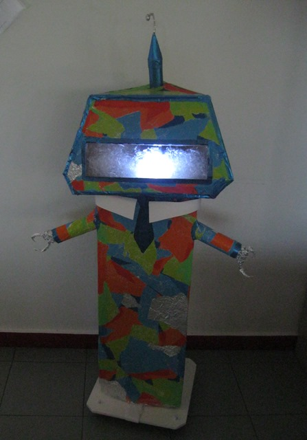 PET primo robot palombaro