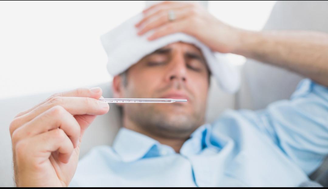 La temperatura del corpo umano è scesa di un grado, per quale motivo?
