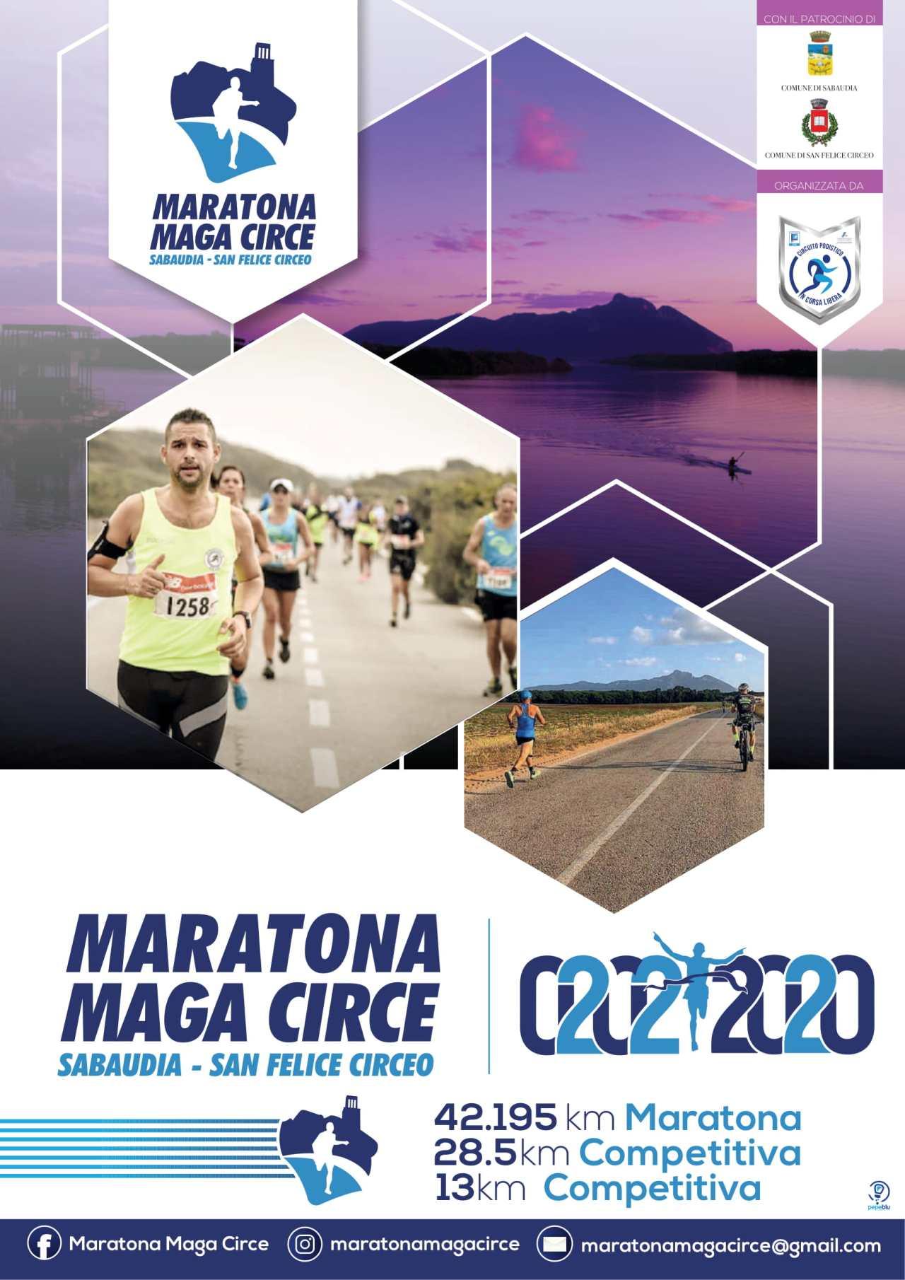rubrica Hic Sunt Leones: Maratona MAGACIRCE