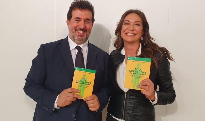 LAVORO. IN ITALIA 3 MLN GREEN JOBS, 78,8% POSIZIONI PER COMPETENZE ECO IN LIBRERIA '100 GREEN JOBS PER TROVARE LAVORO' DI GELISIO EGISOTTI