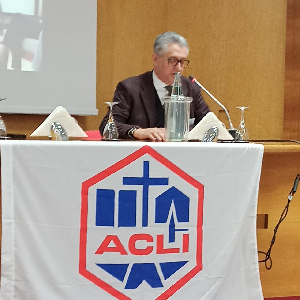 XXVII° Congresso Acli Latina: MaurizioScarsella