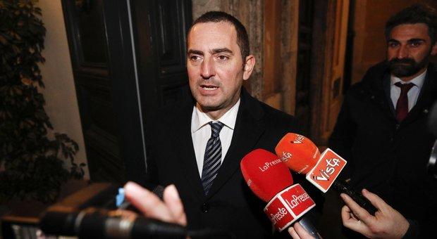 CORONAVIRUS: SPADAFORA, 'POSSIBILE DAL 2 MARZO NON PROROGA STOP EVENTISPORT'