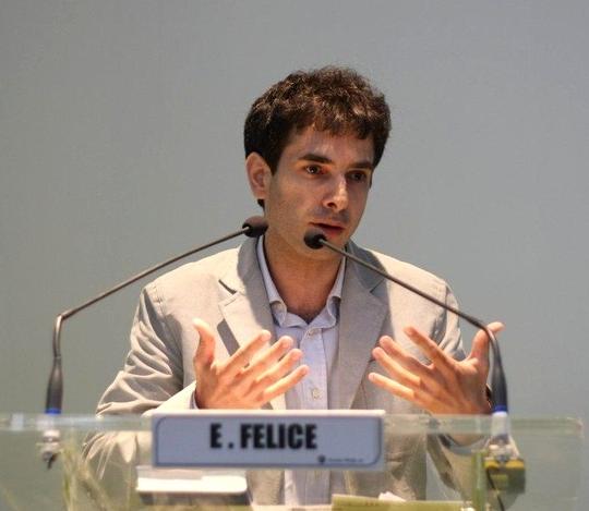 Pd: Emanuele Felice responsabile Economia, Zingaretti ringrazia