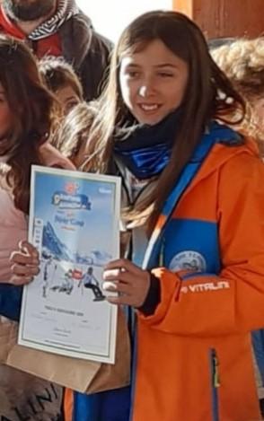 Ludovica Selvaggio tra le atlete qualificate per la finale nazionale del Gran PremioGiovanissimi