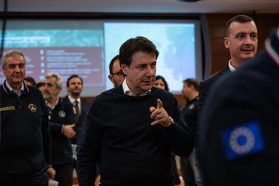 CORONAVIRUS: CONTE, 'RASSICURIAMO OMS E UE, ITALIANI IN VIAGGIO SONOSICURI'