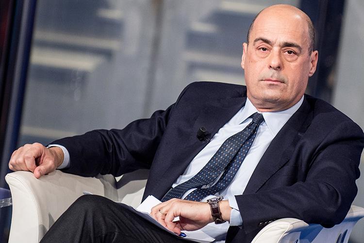 """Zingaretti: """"buon senso e lavorare coordinandosi per abbassare latensione"""""""