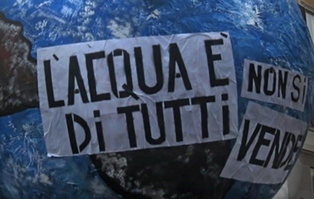 ACQUA: MOVIMENTI, 'RESTITUIAMO LA STELLA A GRILLO, HA DIMENTICATO IL TEMA'. Il Forum Italiano dei Movimenti per l'Acqua annuncia la mobilitazione per il 22febbraio