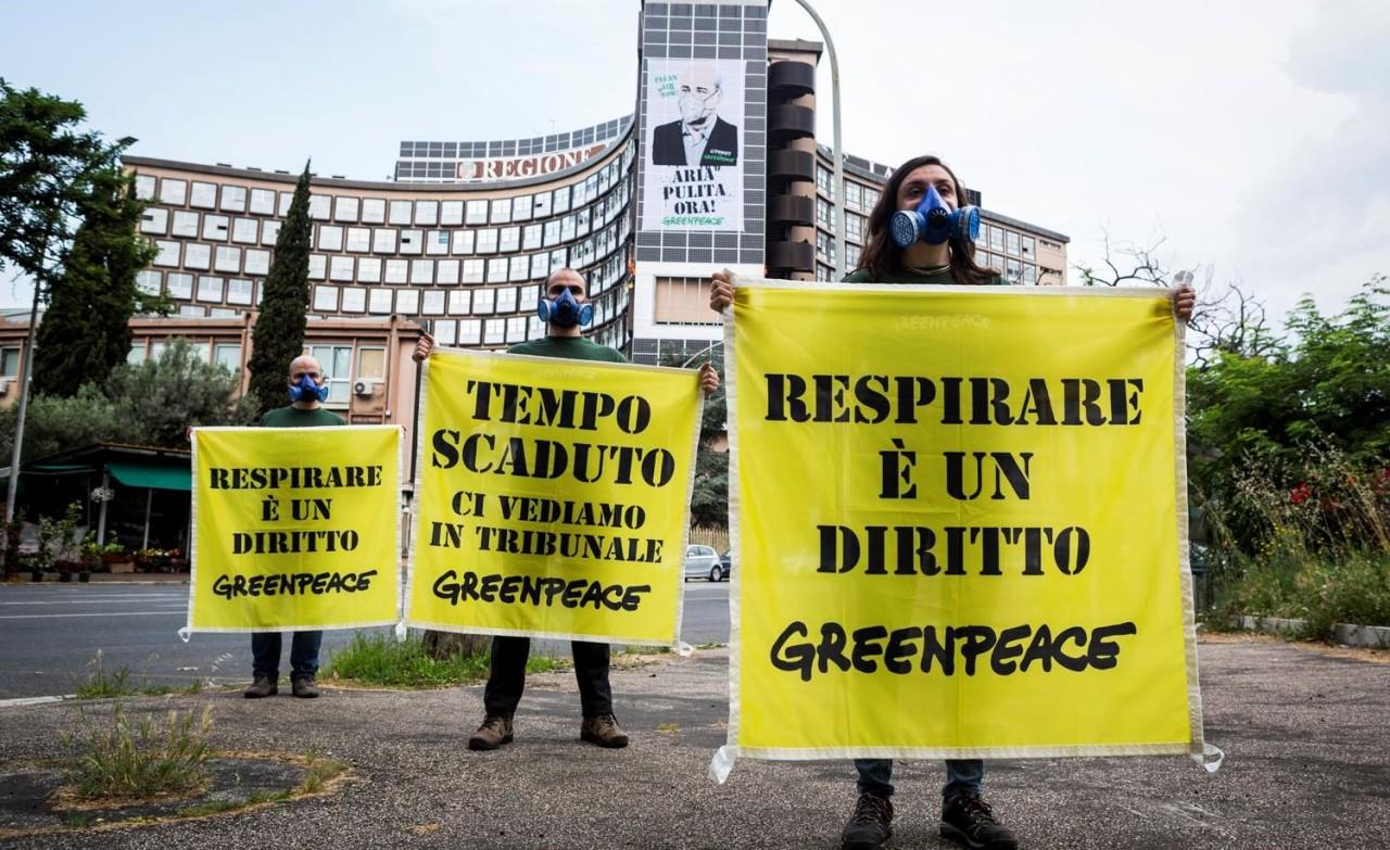 LPN-TOP Smog, Greenpeace: Costa 8 mld al giorno e 4,5 mln morti premature nelmondo