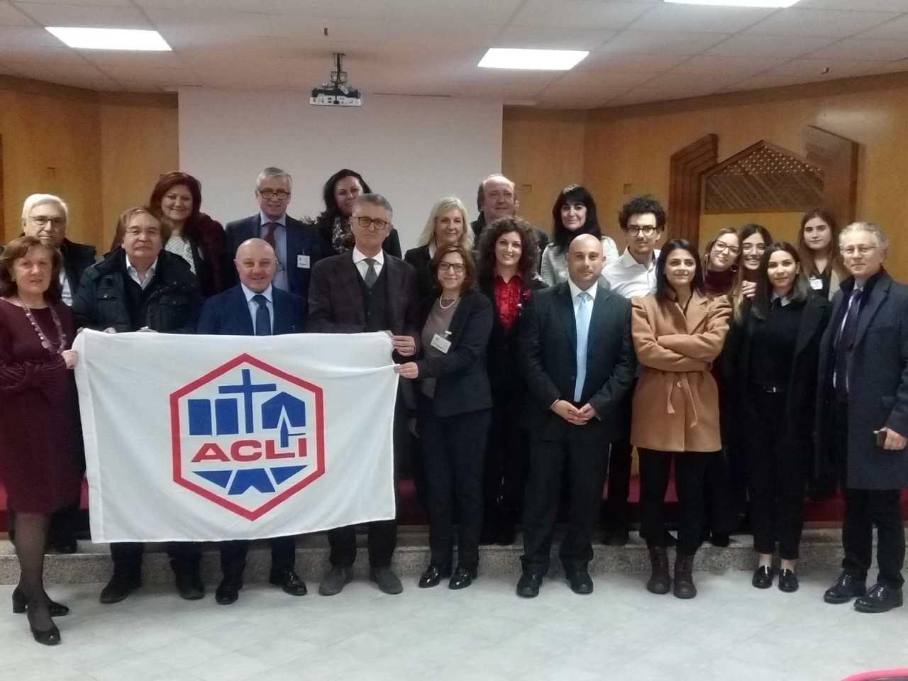 Celebrato XXVII° Congresso delle Acli provinciali diLatina