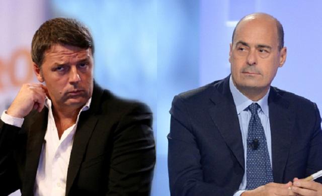 IL PUNTO = Scontro Pd-Iv. Zingaretti, Renzi scelga dove stare(2)
