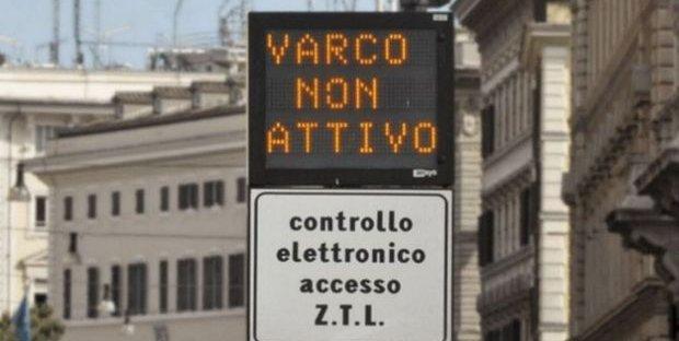 Coronavirus: Roma, fino a 3 aprile Ztl attiva solo sereweekend