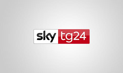 CORONAVIRUS: SKY TG24 LANCIA EDIZIONE TELEGIORNALE CONDOTTA DACASA