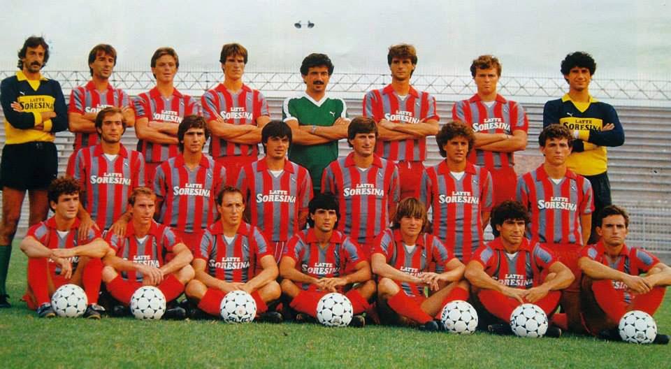 Cremonese Top 11 1980-2020 di ManuelRicuperato