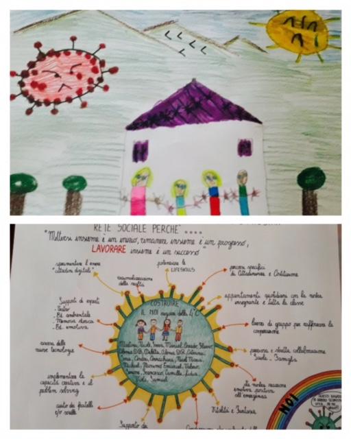 Scuola e CoronaVirus: Rete Sociale Insieme e Uniti, verso la stessameta