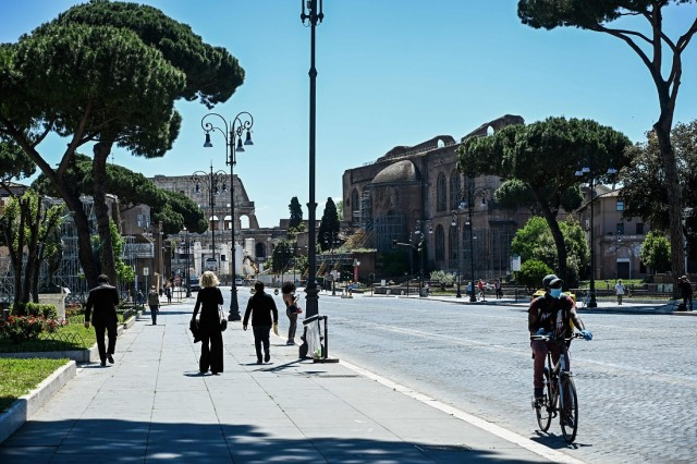 IL PUNTO = Fase 2: Italia attende 18 maggio, ecco cosa cambia