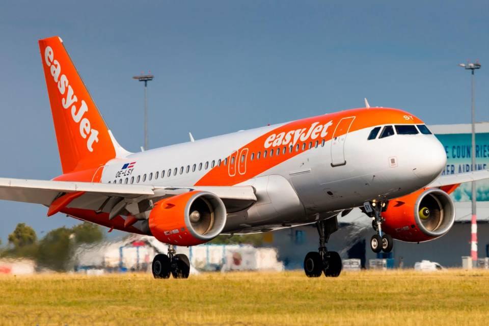 Fase 2: EasyJet da 15/6 riprende voli su 8 aeroporti Italia=