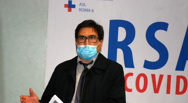 Nel Lazio ne abbiamo istituite 5 nel corso dell'emergenza, a cominciare da Fondi, adottando ordinanze'