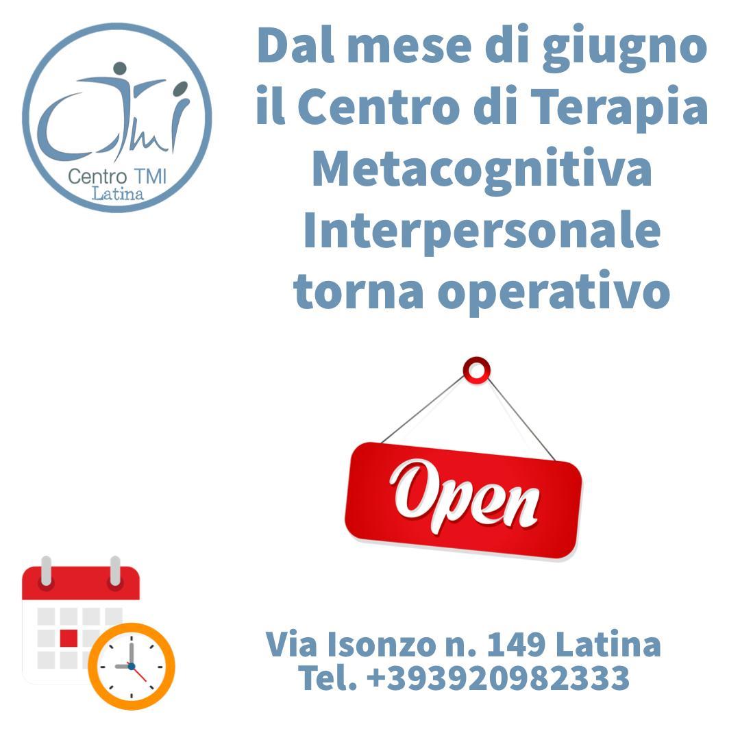 Centro di Terapia MetacognitivaInterpersonale