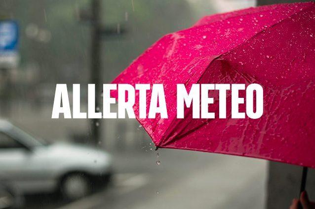 MALTEMPO: NEL LAZIO ALLERTA METEO DAL POMERIGGIO E PER 9ORE