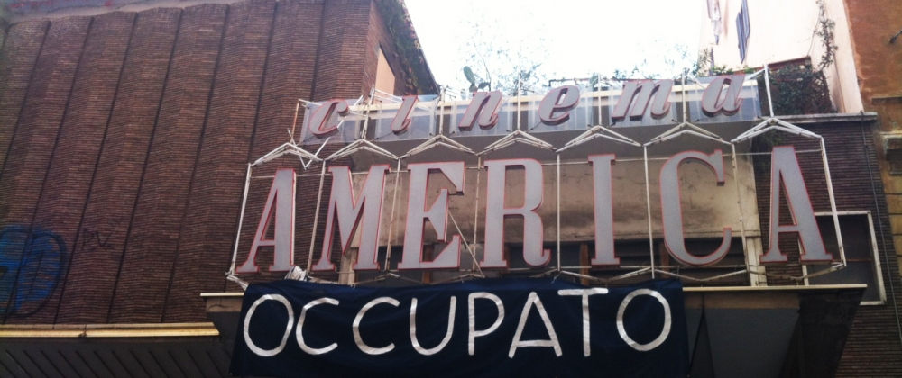 Pd Lazio: Piazze vuote sconfitta per tutti. Serve soluzione per cinemaAmerica