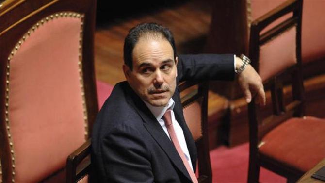 """GOVERNO: MARCUCCI """"CONTE A CAPO DI COALIZIONE, NON PRESENTERÀ SUA LISTA"""" ROMA(ITALPRESS)"""