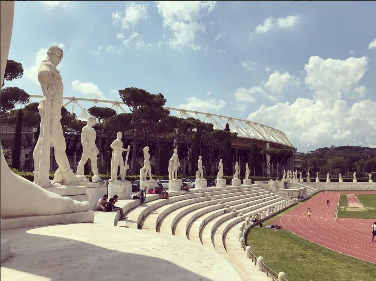 ROMA. RIGHINI-ANGELILLI: AL FORO ITALICO DISCARICA ABUSIVA E ROGHITOSSICI