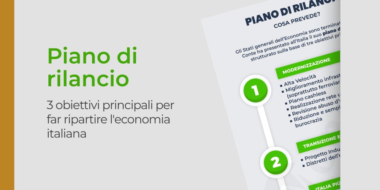 """CONTE """"PARTIRÀ PRESTO TASK FORCE OPERATIVA PER PIANORILANCIO"""""""