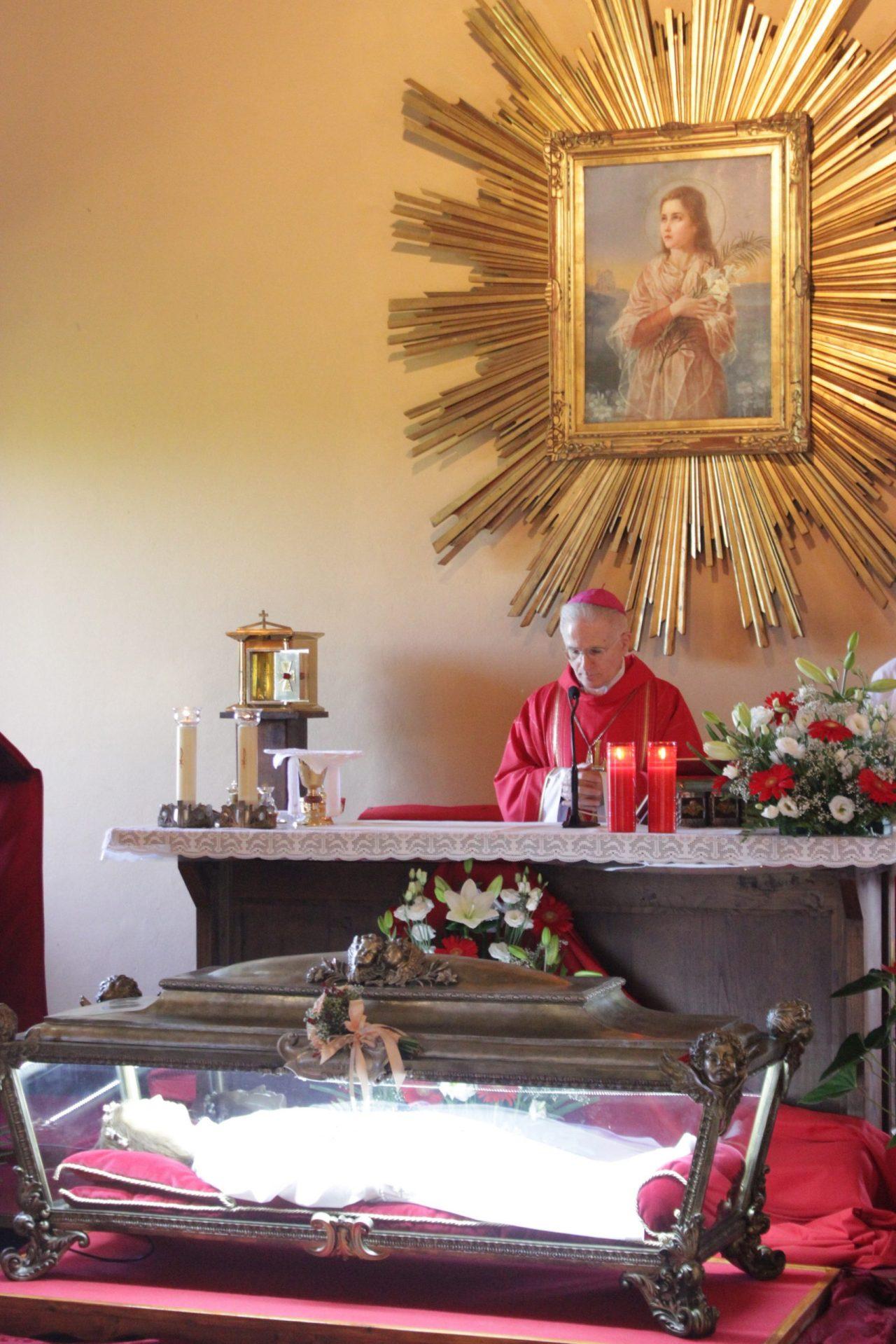Latina festeggia Santa MariaGoretti
