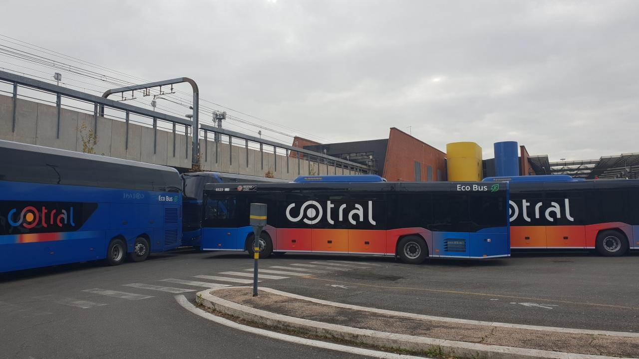 TRASPORTI. COTRAL: VENERDI' E' SCIOPERO, STOP A SERVIZIO BUS DALLE 8.30 ALLE 17 E DALLE 20 A FINESERVIZIO
