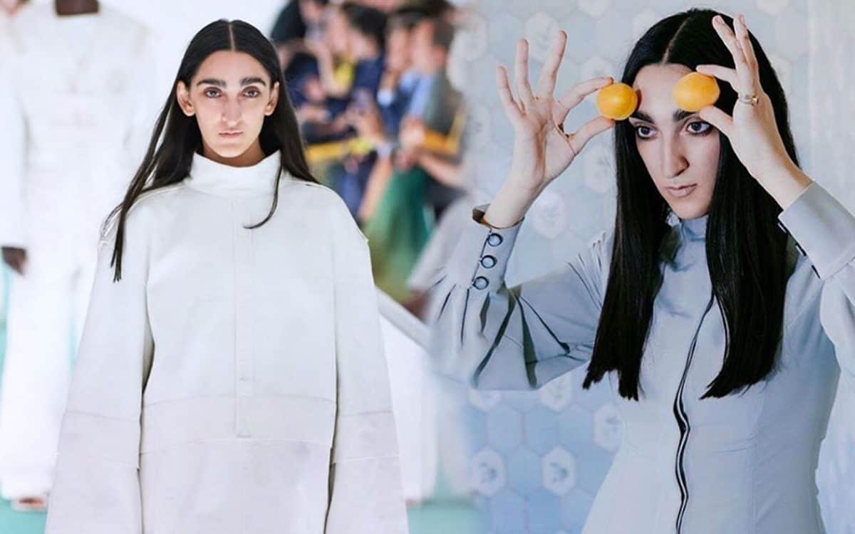 La linea della moda italiana stileGucci