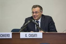 Matteo Salvini dovrebbe stare in isolamento. Lo dice Giorgio Casati, direttore generale della ASL diLatina